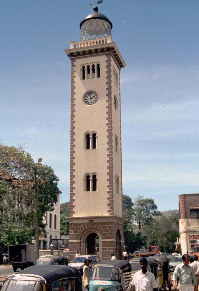 Colombo, Uhrturm