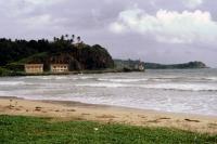 Galle, Strandszene