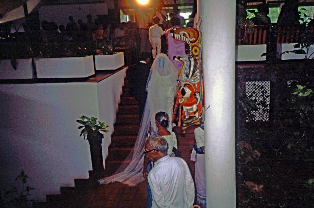 Koggala Beach Hotel, Hochzeitspaar