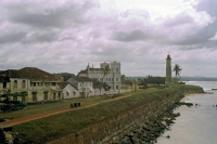 Galle, im Fort