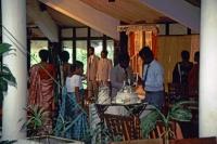 Koggala Beach Hotel, Hochzeitsvorbereitung