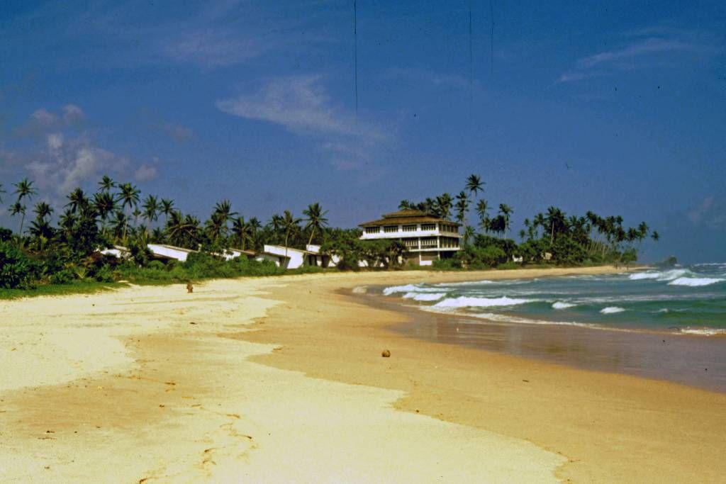 Koggala Beach Hotel, Strand