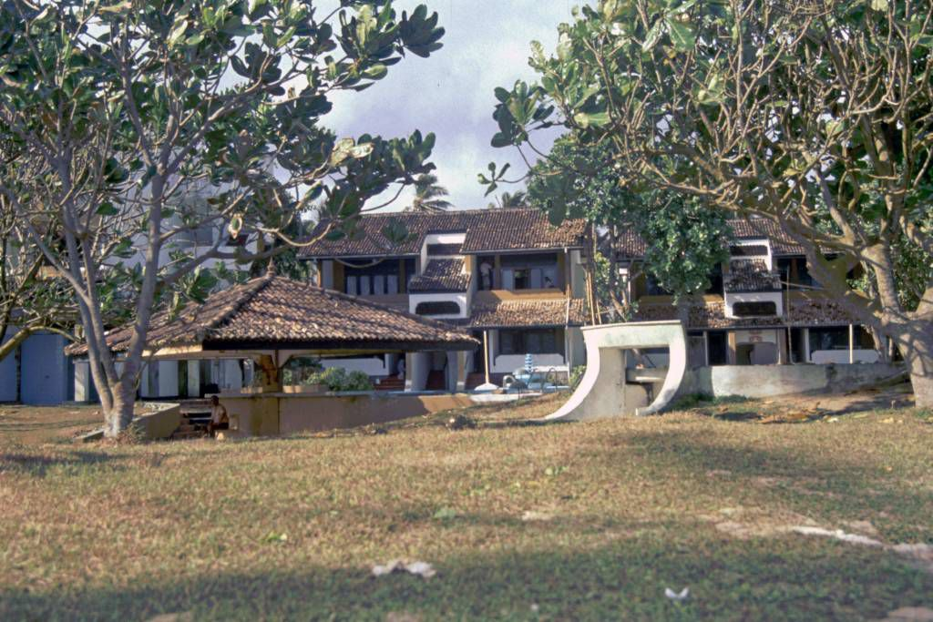 Koggala, ehemaliges Hotel Horizon