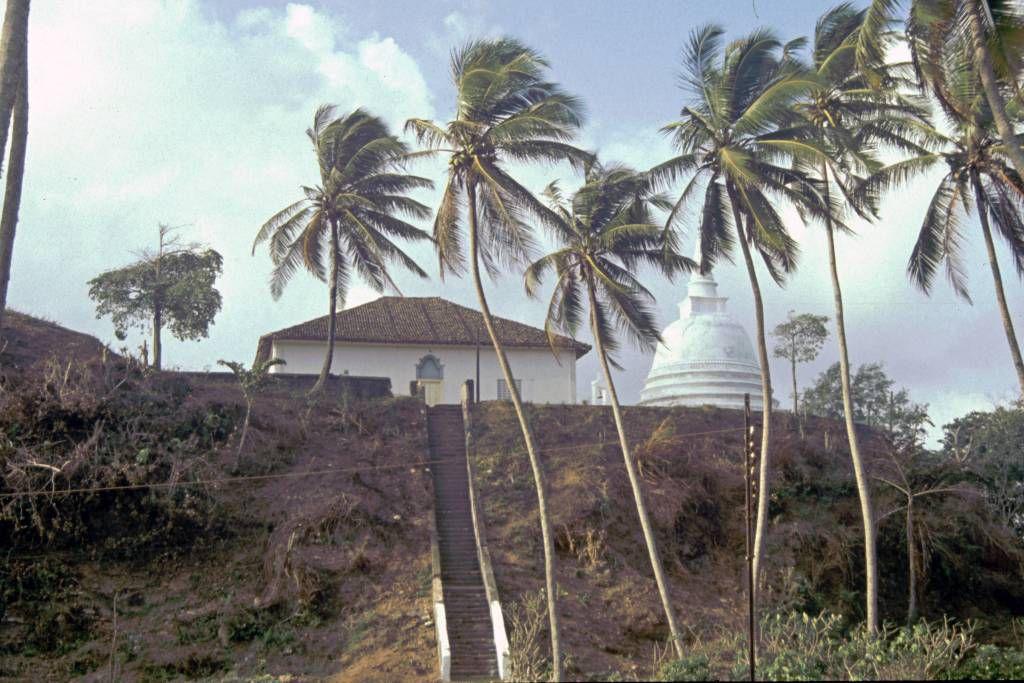 Koggala, Hirigal Devalaya Pagode