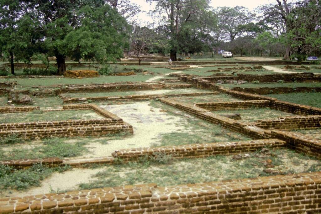 Polonnaruwa, Palast der 1000 Zimmer