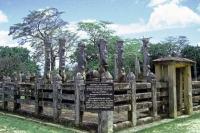 Polonnaruwa, Gerichtshalle