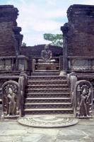 Polonnaruwa, Eingang zum Tempel