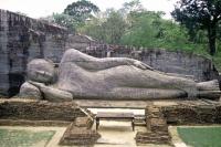 Polonnaruwa, liegender Buddha