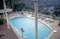 Kandy, Hotel Thilanka, Pool