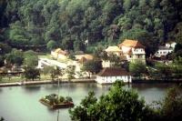 Kandy, Kandy See und Zahntempel