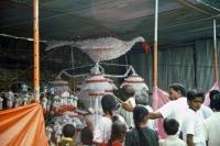 Kandy, Vorbereitung für die Kandy Perahera