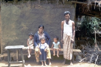 Ramboda, auf dem Weg von Kandy nach Nuwara Eliya
