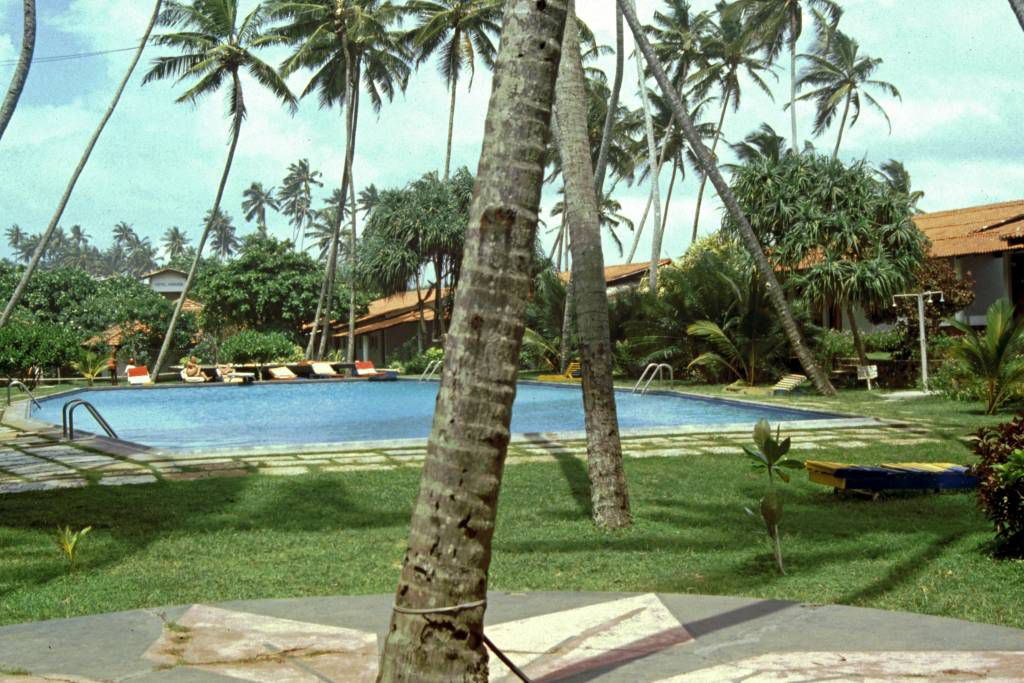 Koggala Beach Hotel, Pool