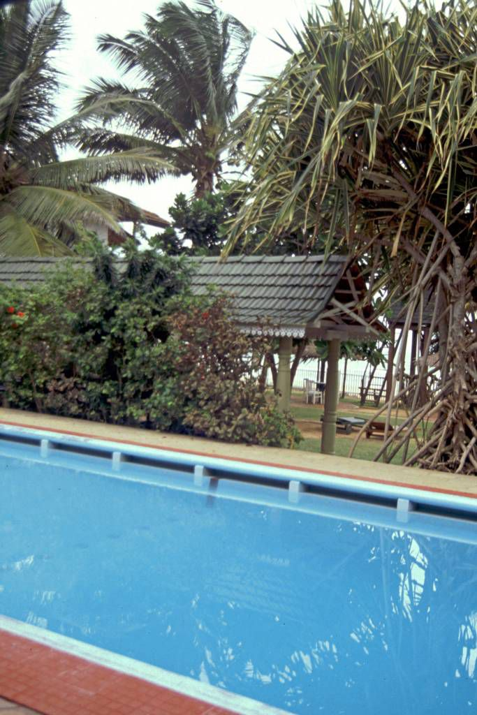 Sunils Beach Hotel, Pool