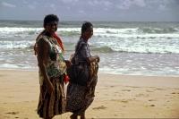 Koggala Beach Hotel, Strandverkäuferinnen