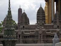 Modell von Angkor Wat im Wat Phra Kaeo
