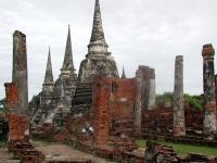 Die 3 Pagoden des Wat Sri Sanphet von Ayutthaya (Ayuthaya)