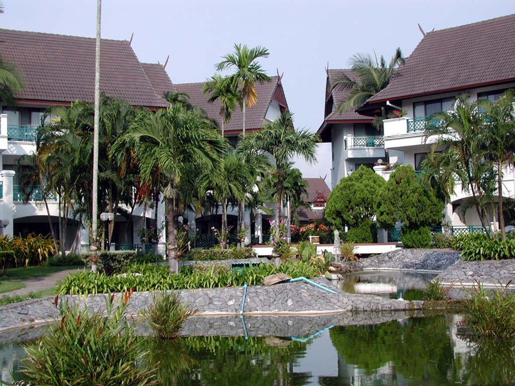 Unterkünfte des Pinnacle Resort Jomtien