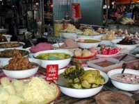Auf dem Markt von Nakhon Sawan