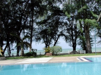 Pool des Pinnacle Resort Golden Beach in Jomtien