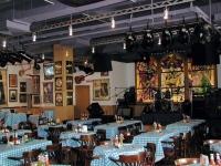 Im Hard Rock Café von Pattaya
