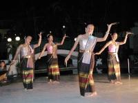Thailändischer Abend im Pinnacle Resort Jomtien