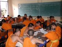 Klosterschule in Lamphun