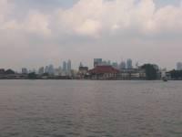 Fahradtour durch Bangkok