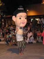 Bangkok, Volkstänze im Siam Niramit Center