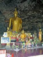 Sai Yok, Wat Kra Sae Höhle