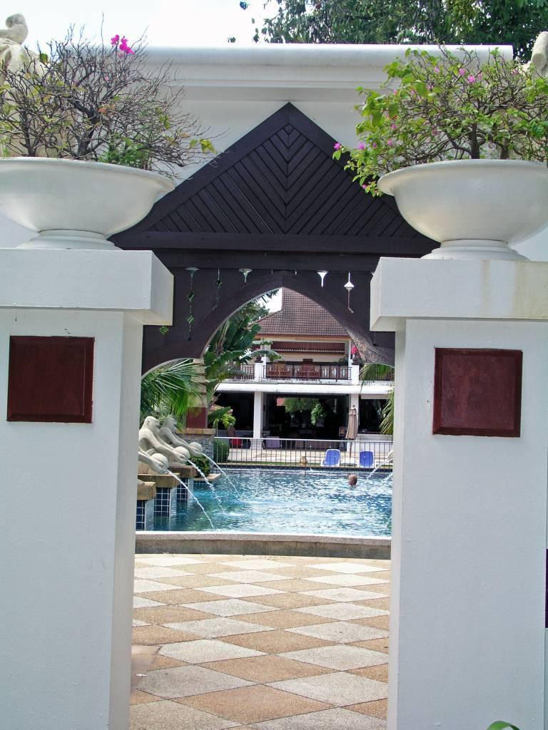 Ko Samui, Choeng Mon Beach, Imperial Boat House Resort