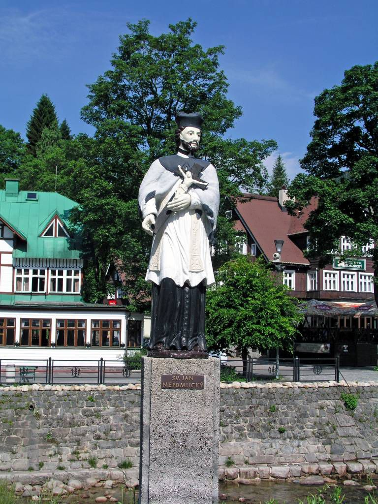 Spindlermühle, Denkmal