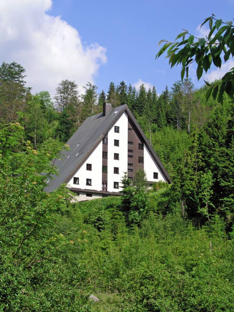 Spindlermühle, Gebäude