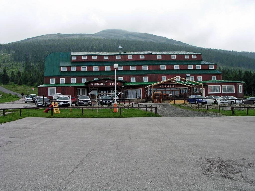 Spindlermühle, Hotel Spindlerbaude