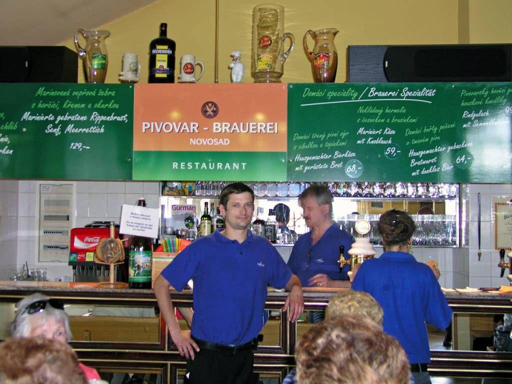 Harrachov, Brauereigaststätte Novosad