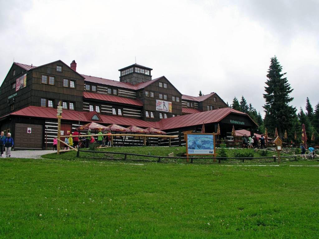 Petzer, Hotel Kolinska Baude