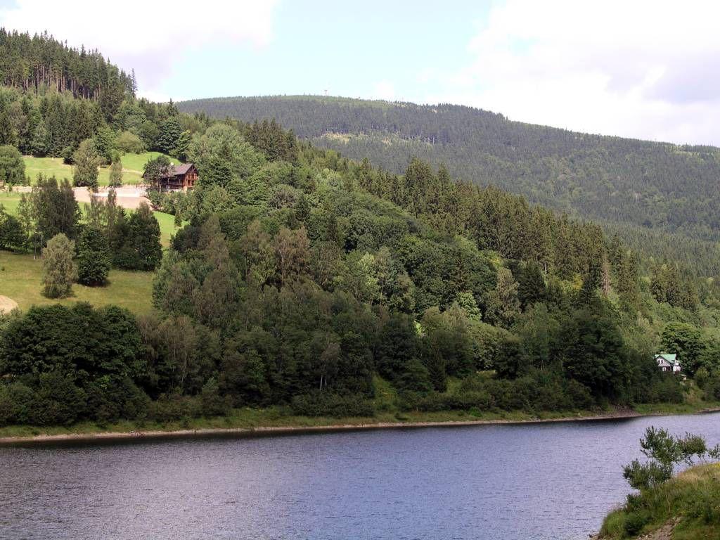 Spindlermühle, Elbe Talsperre