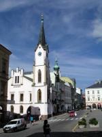 Trautenau, Rathaus