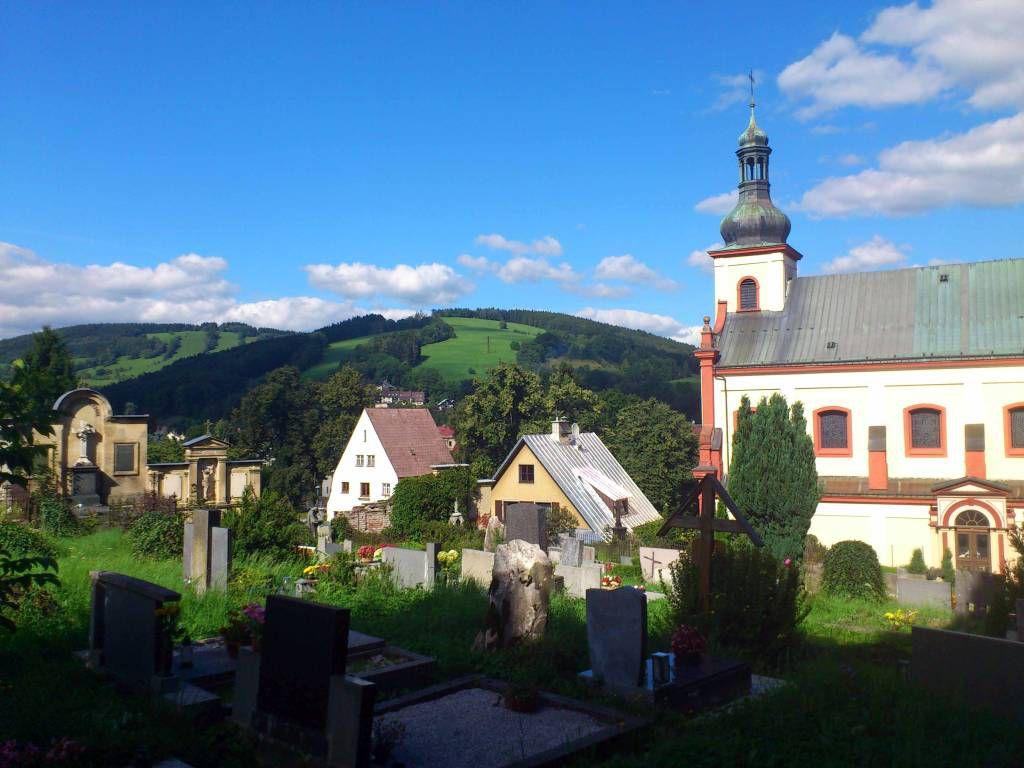 Hohenelbe, Augustinen Kloster