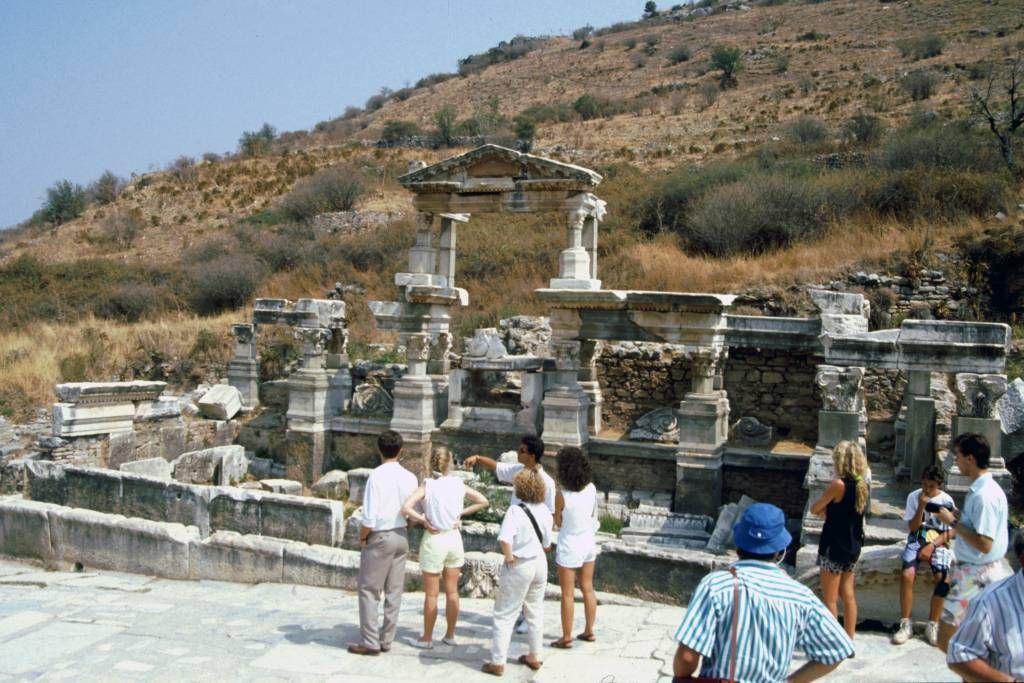 Ephesus, Römische Ausgrabungen