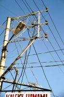 Kuşadasi, Stromleitungen