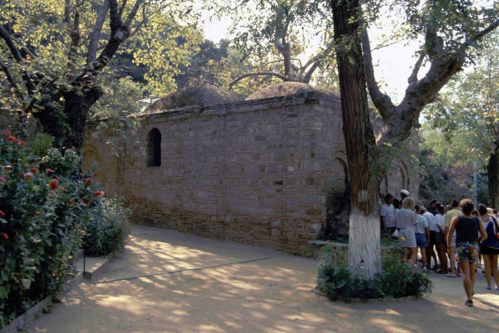 Selçuk, Haus der Mutter Maria