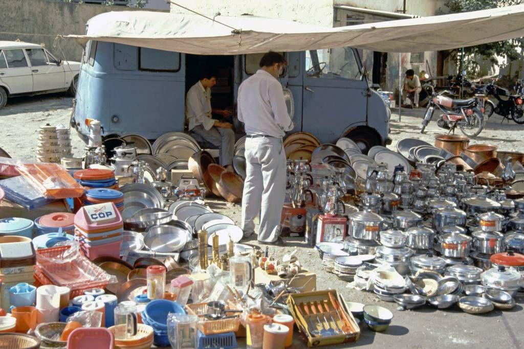 Kuşadası, Markt