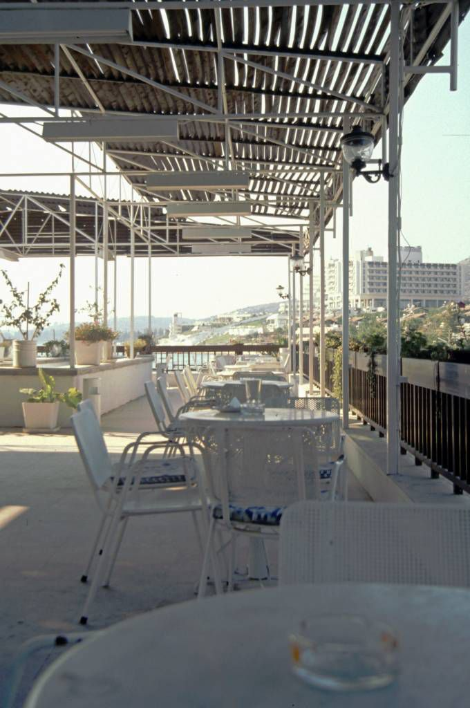 Kuşadasi, Hotel Club Diana, Dachterrasse