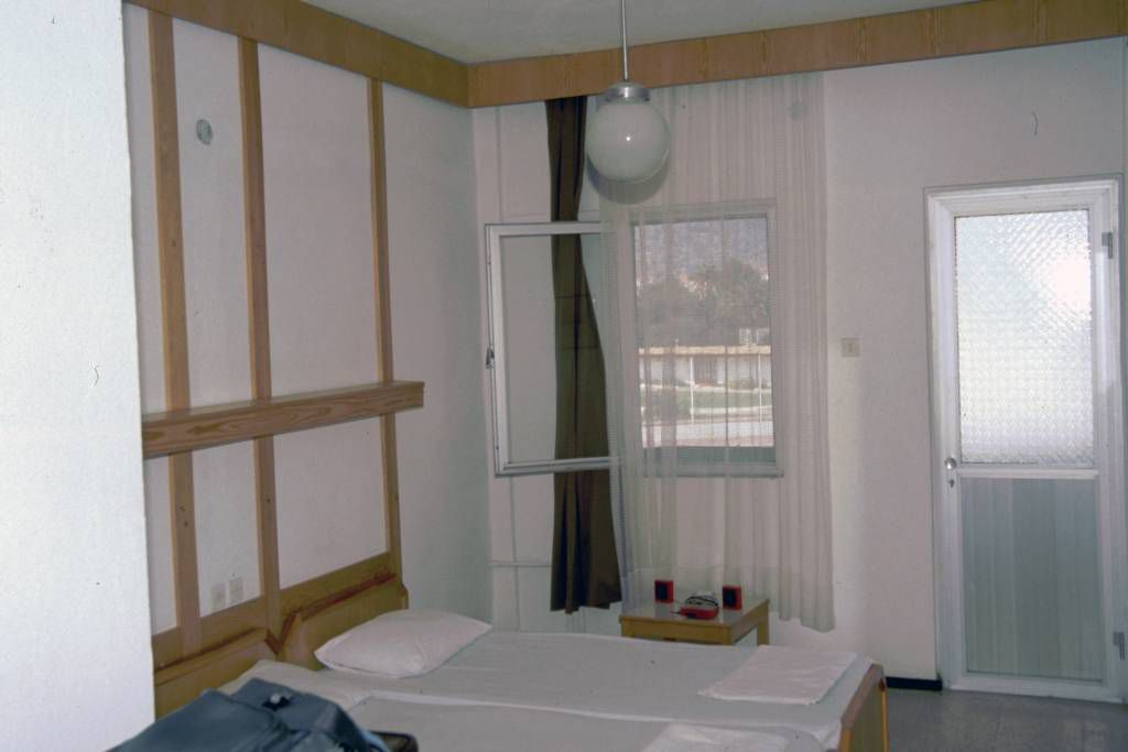 Kuşadasi, Hotel Club Diana, Zimmer