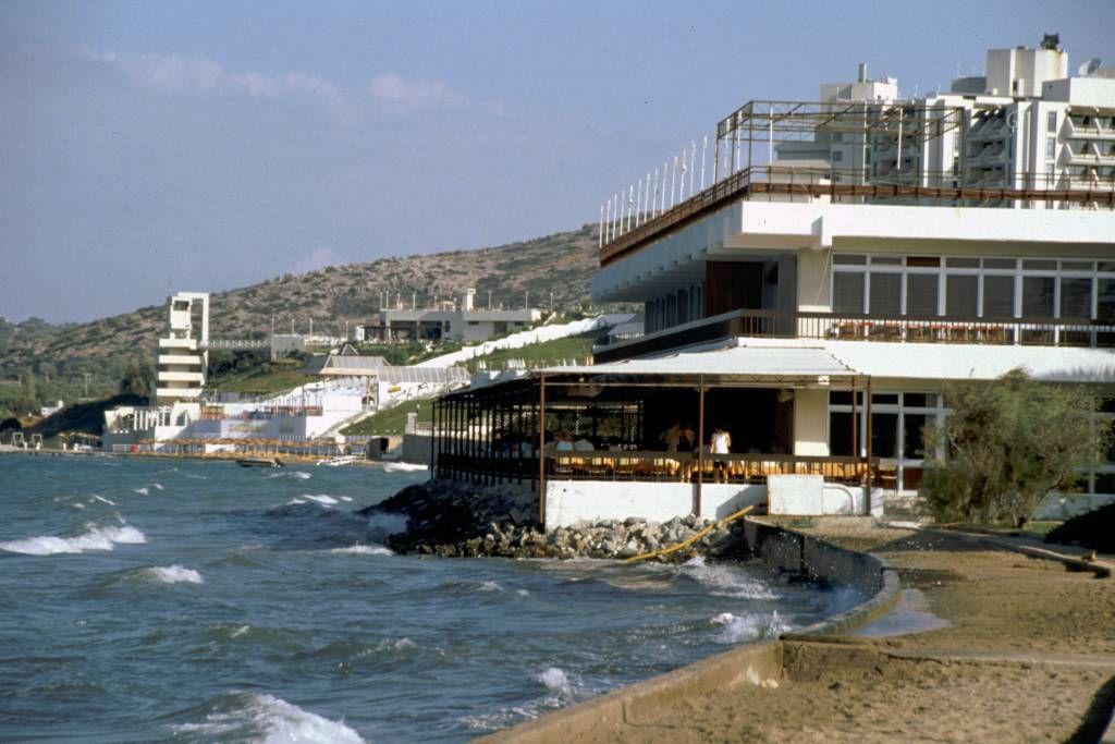 Kuşadasi, Hotel Club Diana, Ansicht vom Strand