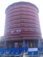 Antalya, Blue Star Hotel, Hotelgebäude