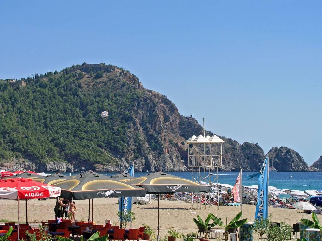 Antalya, Kleopatra Strand