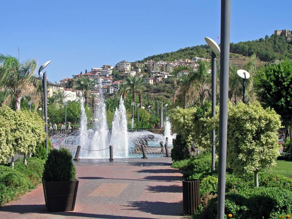 Antalya, Park