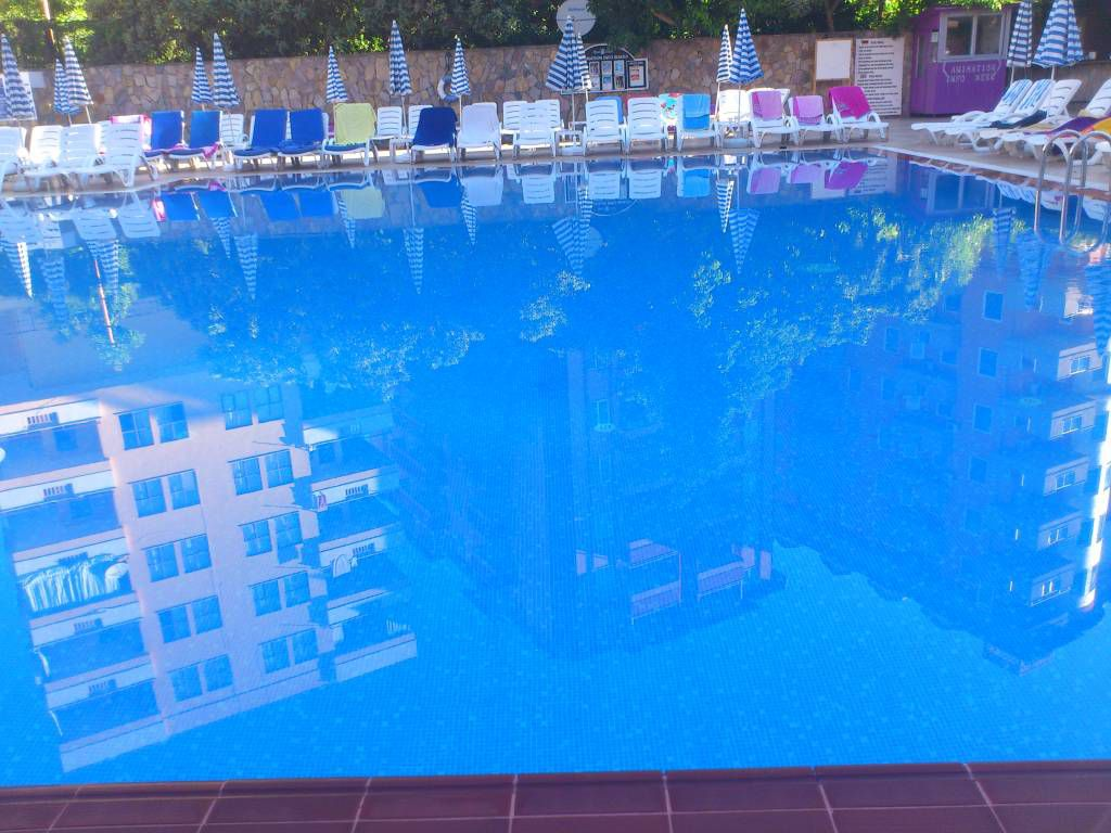 Antalya, Blue Star Hotel, Pool